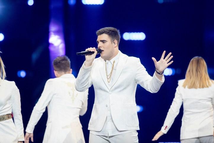 Zweite Probe Montenegro D Mol Heaven ESC 2019 4