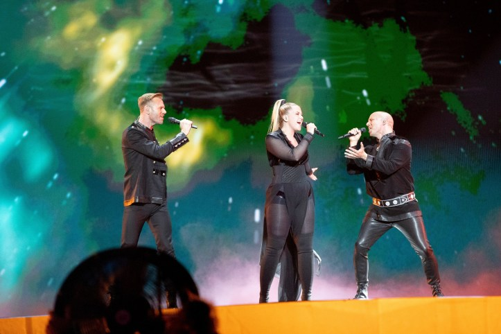 Zweite Probe Norwegen KEiiNO Spirit in the sky ESC 2019