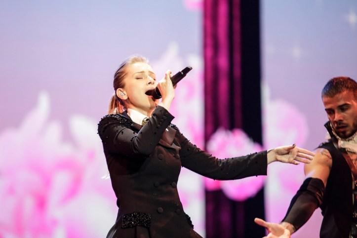 Zweite Probe Rumänien Ester Peony On A Sunday ESC 2019