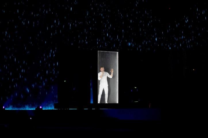 Zweite Probe Russland Sergey Lazarev Scream ESC 2019 3