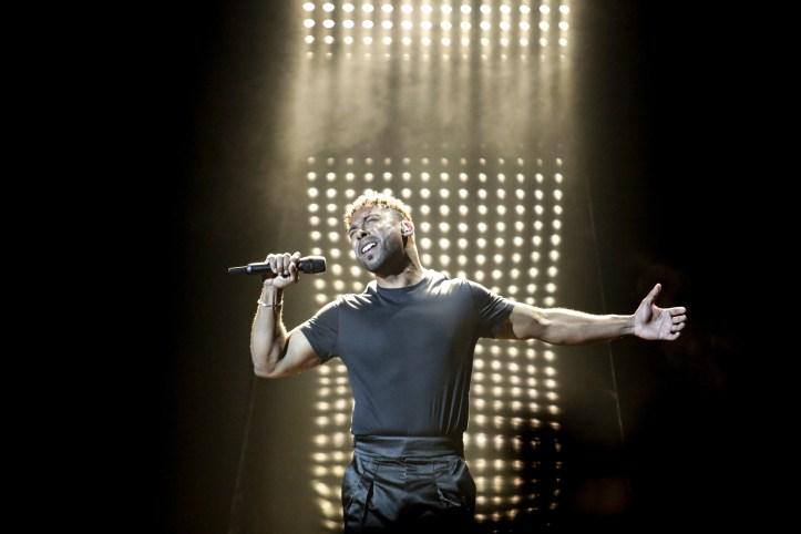 Zweite Probe Schweden John Lundvik Too Late For Love ESC 2019 3