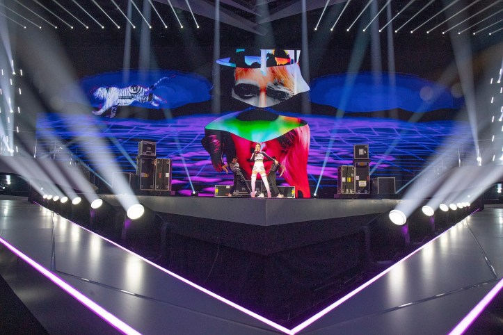 Zweite Probe Weißrussland Zena Like It ESC 2019 4