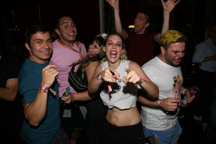 CSD HH 2019 mit ESC kompakt Dancefloor Glanz und Gloria Miki rocks the crowd