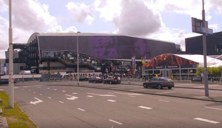 Rotterdam Ahoy Halle