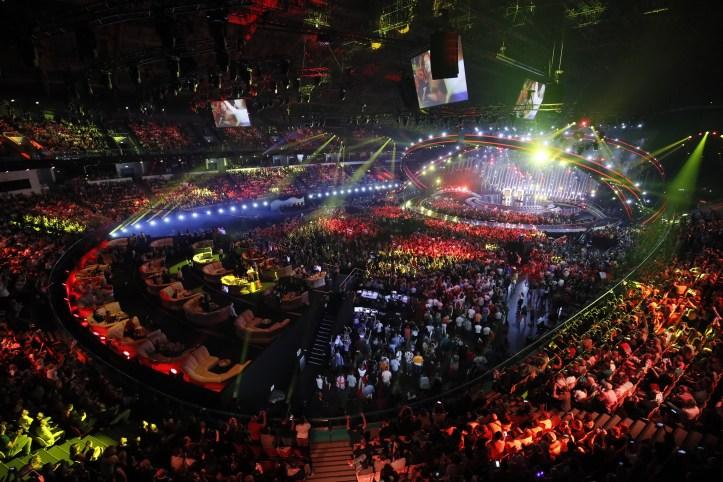 Eurovision ESC Arena Lissabon 2019 Fans