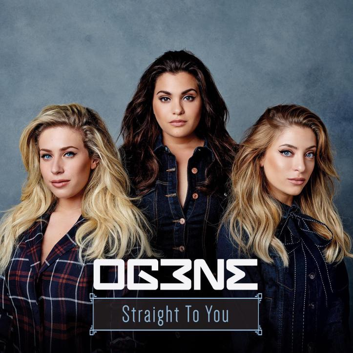 OG3NE Straight To You Album Cover First Clash Lovers Niederlande