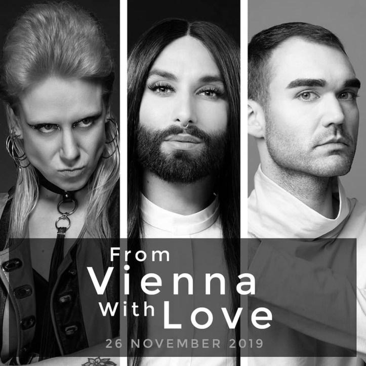 Conchita Ryk Live Konzert Wien Wurst
