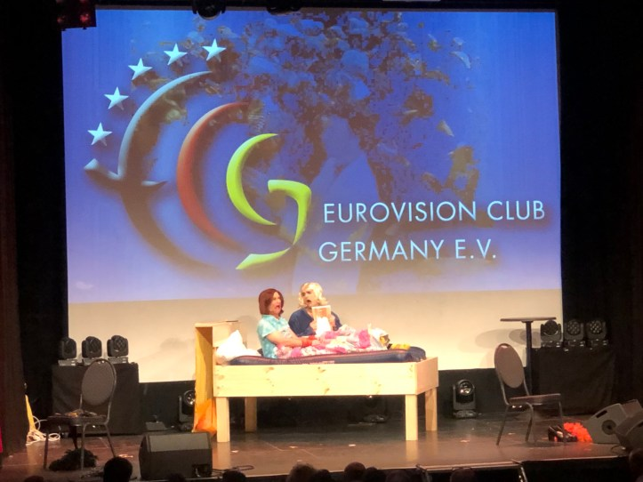 Fanclubtreffen ECG Eurovision Club Germany 2019 Musical S!sters