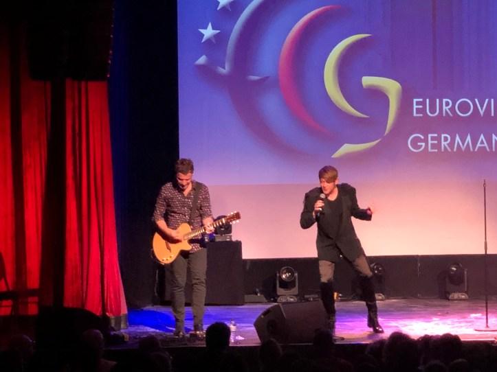 Fanclubtreffen ECG Eurovision Club Germany 2019 Michael von der Heide