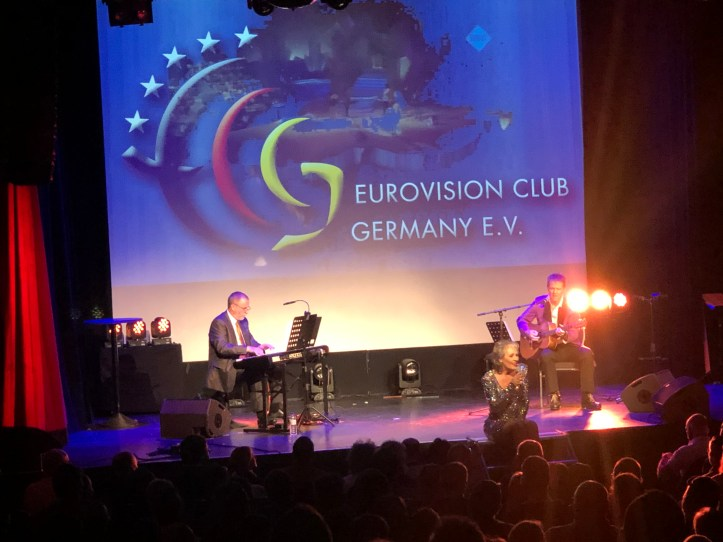 Fanclubtreffen ECG Eurovision Club Germany 2019 Ingrid Peters