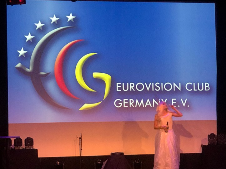 Fanclubtreffen ECG Eurovision Club Germany 2019 Zero Gravity