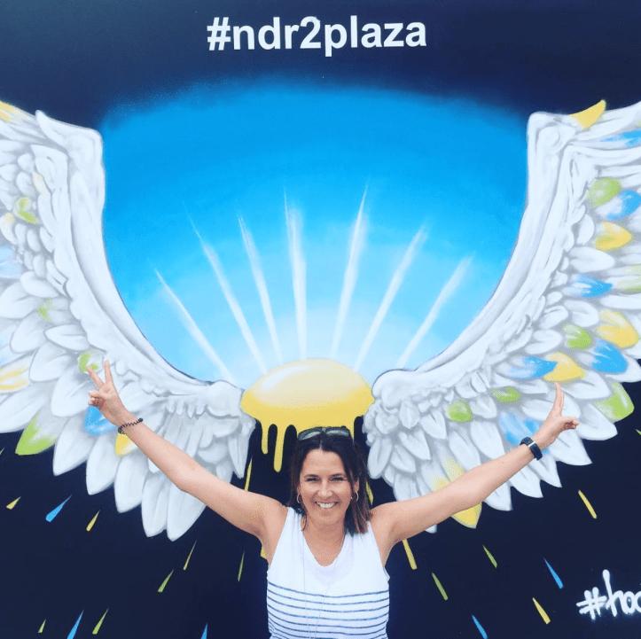 Alexandra Wolfslast Abschied NDR 2 Plaza