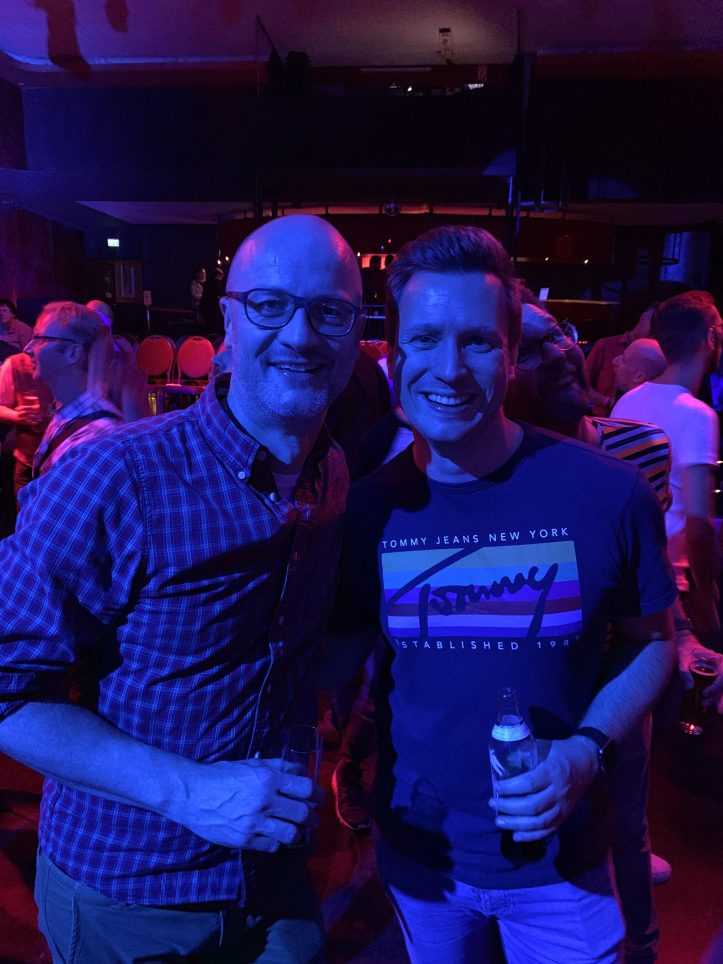 ECG Fantreffen Köln 2019 Benny Douze Points
