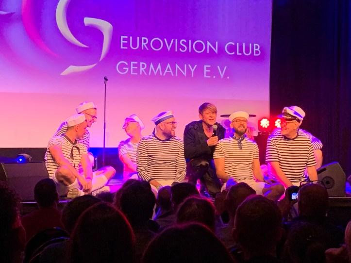 ECG Fantreffen Köln 2019 Michael von der Heide Trixis 2