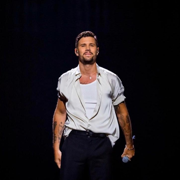 Robin Bengtsson Take A Chance Melodifestivalen 2020 ESC Eurovision