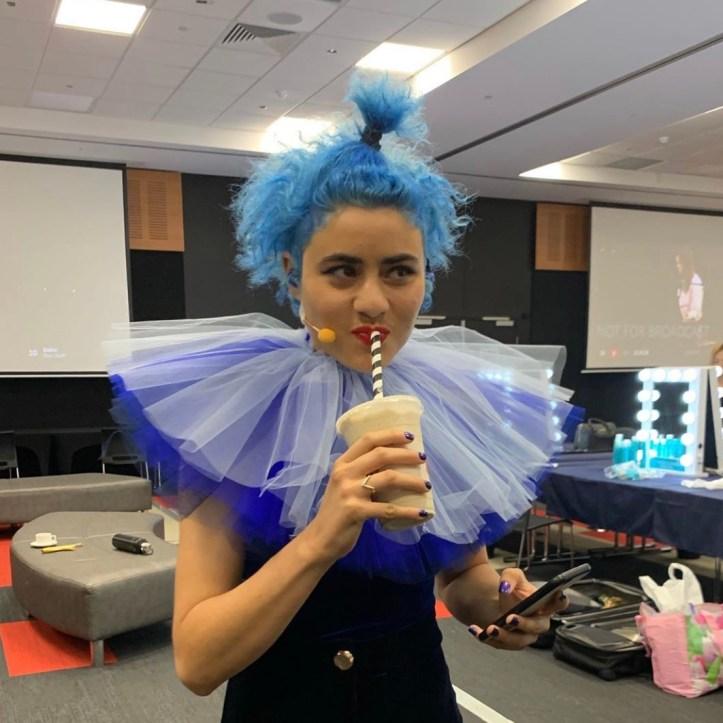 Montaigne Australia Decides Australien ESC Eurovision 2020