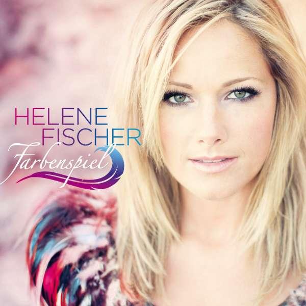 Helene Fischer Farbenspiel CD Cover Album 2