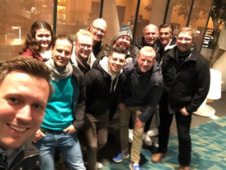Stockholm ESC kompakt Lesertreffen 2020 Aufbruch zur Friends Arena 1