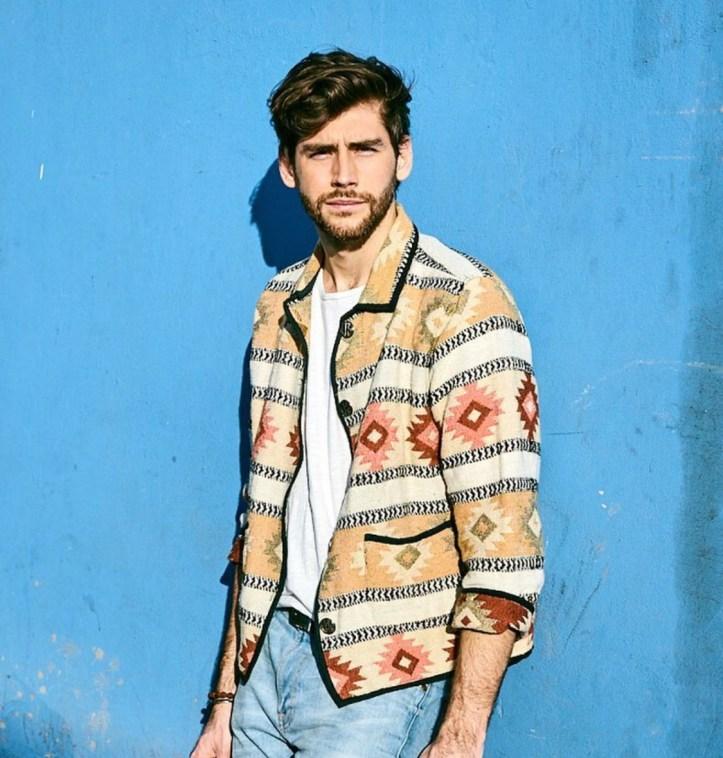 Álvaro Soler FreeESC ProSieben Blue Blau Lass die Sonne in Dein Herz Spanien