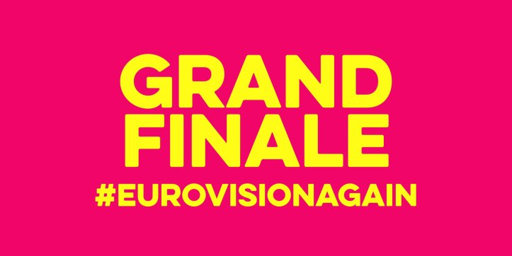 #EurovisionAgain Grand Final Großes Finale Twitter YouTube