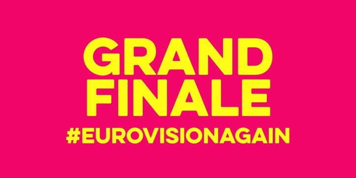 #EurovisionAgain Grand Final Großes Finale Twitter YouTube