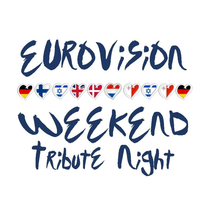Logo Eurovision Weekend Tribute Night