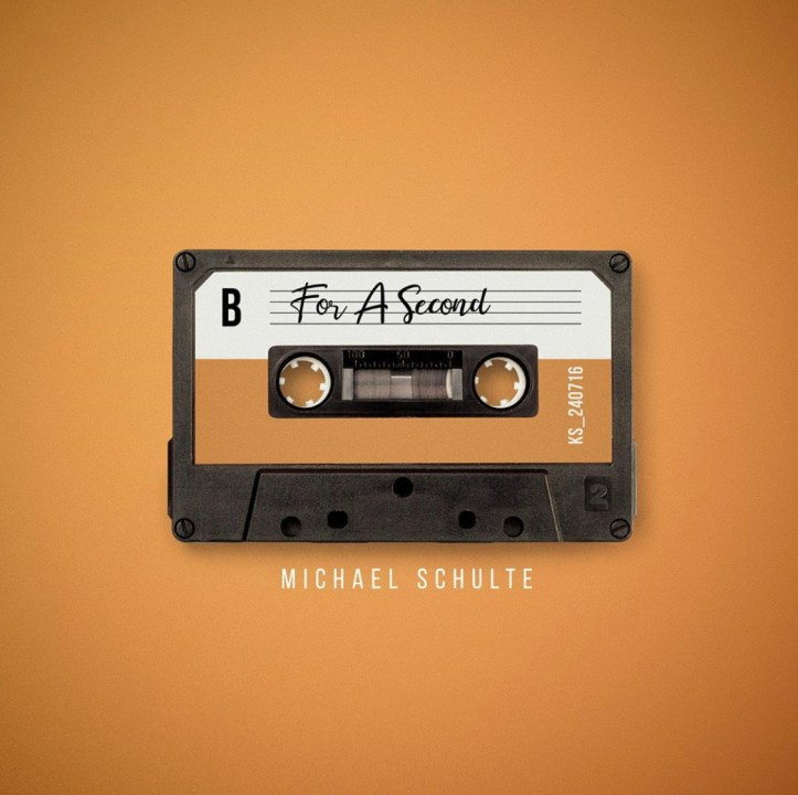 For A Second Michael Schulte Single Cover Lied
