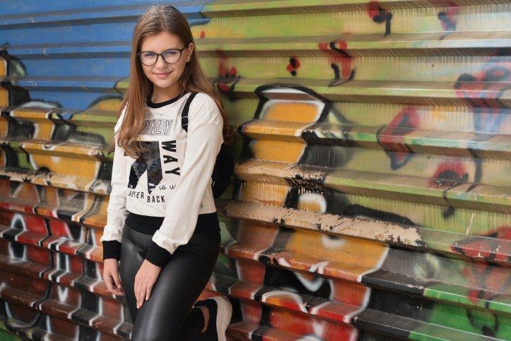 Isea Çili Albanien Junior Eurovision Song Contest 2019 Mikja ime fëmijëria