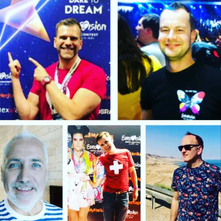 ESC Club Switerland Vorstand 2020 Schweiz Eurovision