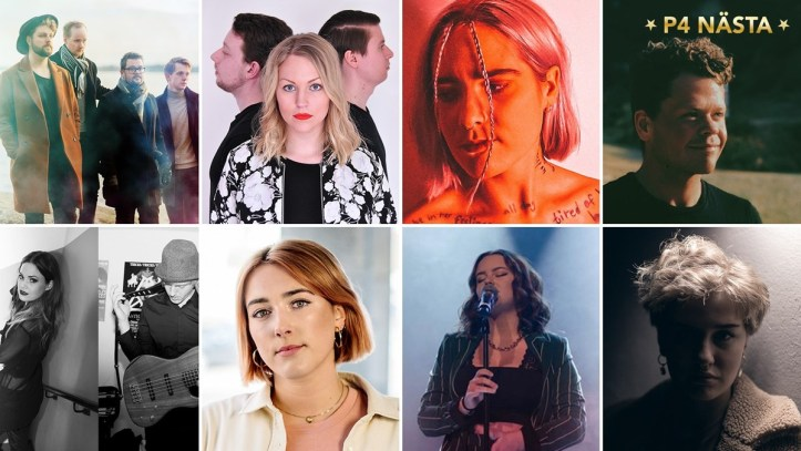 P4 Nästa Finale 2020 Schweden Melodifestivalen 2021