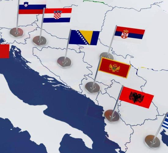 Western Balkans Governance of Energy Efficiency by Dr Lorenc Gordani