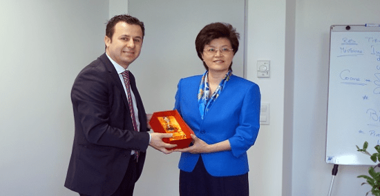 Chinese investors show increasing interest in Albania: Official Xinhua | Updated: 2017-04-12