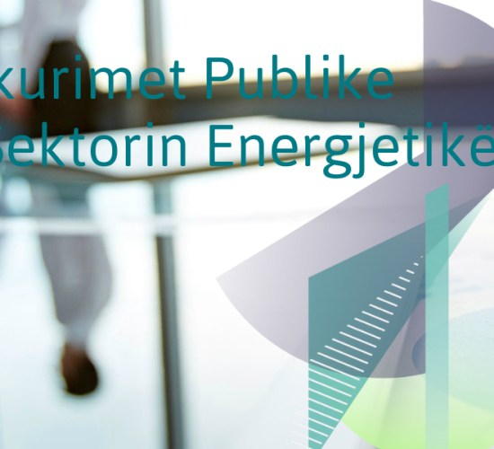 Prokurimet Publike ne Sektorin Energjetikë me 26 Prill 2017
