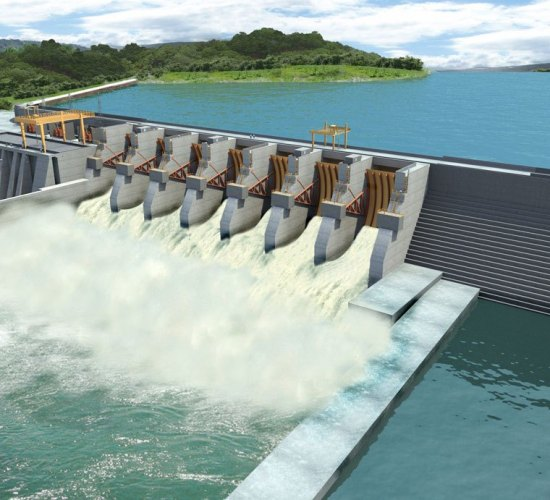 Albania Offers Concession for HPP Kalivaç over 100 MW on Vjosa River, Dr Lorenc Gordani, 10th June 2017