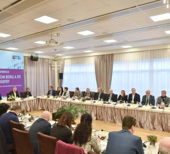 Konferenca e EITI Albania, transparencë për investitorët e huaj, nga Energjia.al 26.12.2017