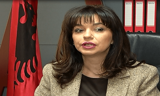 Mrs. Sonila QATO – Minister of State for Entrepreneurship