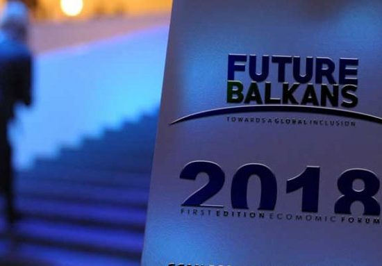 SCAN's Tirana Economic Forum gathers political, economic figures of the Western Balkans