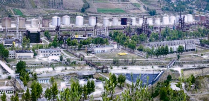 Albania seeks investors for shuttered Ballsh, Fier refineries