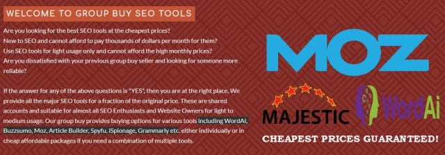 5 Best SEO Tools Group Buy