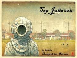 Top Julio 2011 by Golden (Escafandrista Musical)