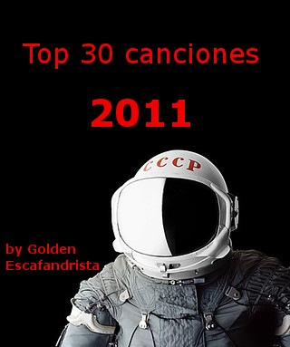 Top 30 canciones 2011 by Golden (Escafandrista)