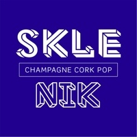 Sklenik - Champagne Cork Pop - Gong
