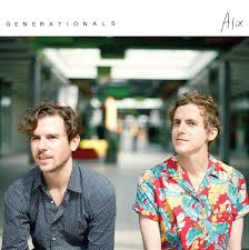 Generationals - Black Lemon - Alix
