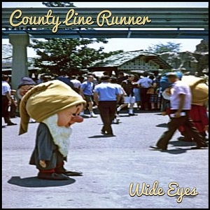 County Line Runner - Wide Eyes
