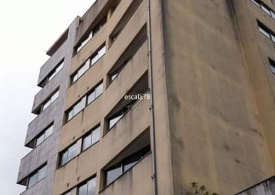 Guimarães | Pintura exterior de edifício