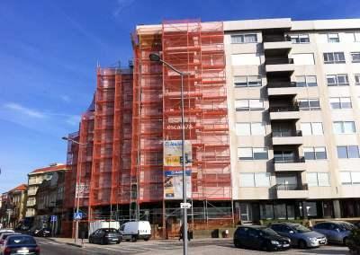 Porto | Reabilitação integral de fachada