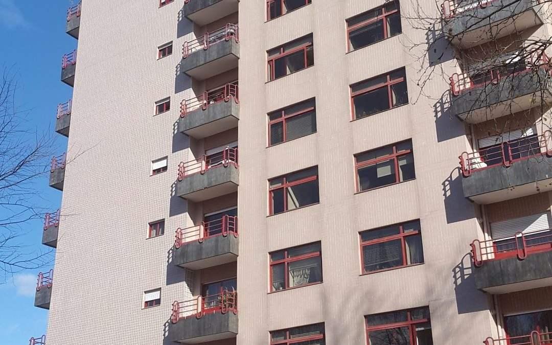 Braga   Reabilitação de fachadas em cerâmico