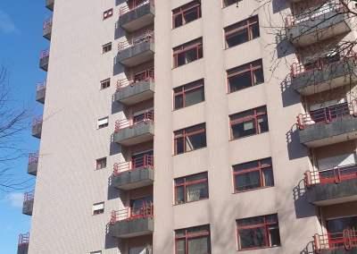Braga | Reabilitação de fachadas em cerâmico