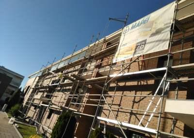 Gondomar | Reabilitação de fachadas em cerâmico e ETICS