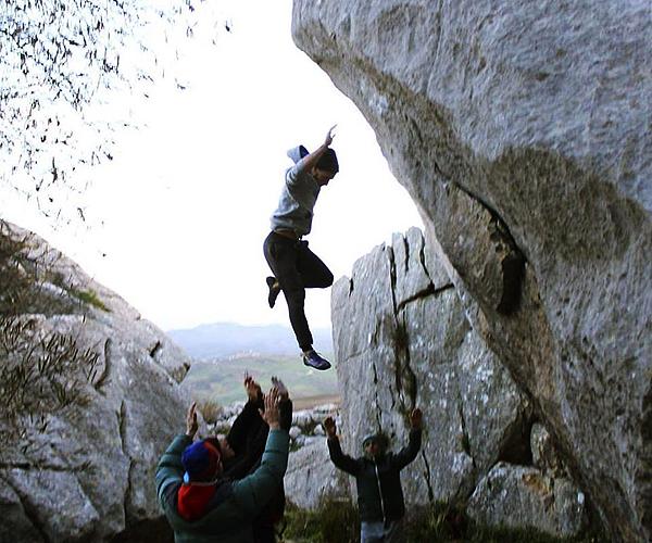La escalada nos enfrenta a multitud de escenarios cambiantes donde debemos tomar decisiones constantemente